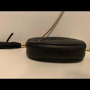 Gucci Bags - Gucci Soho leather mini chain bag
